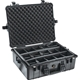 Pelican PE1604BD 1600 Case with Padded Divider Set