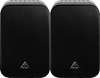 Behringer 1C-BK Ultra-Compact Monitor Speakers in Black (Pair)