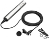 Sony ECM77B Lavalier Omni Microphone - Wired
