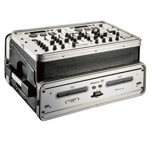 Gator GRC-6X2 - Console Rack Case - 6U top, 2U front, 4U