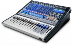 Presonus Studiolive 16 0 2 Digital Mixing Desk Studiolive
