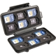 Pelican 0915 Memory Card Case suits SD, Mini SD & Micro SD Cards