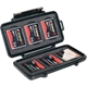 Pelican 0945 Memory Card Case suits Compact Flash Cards