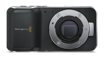 Blackmagic Design Pocket Cinema Camera CINECAMPOCHDMFT Videoguys ...