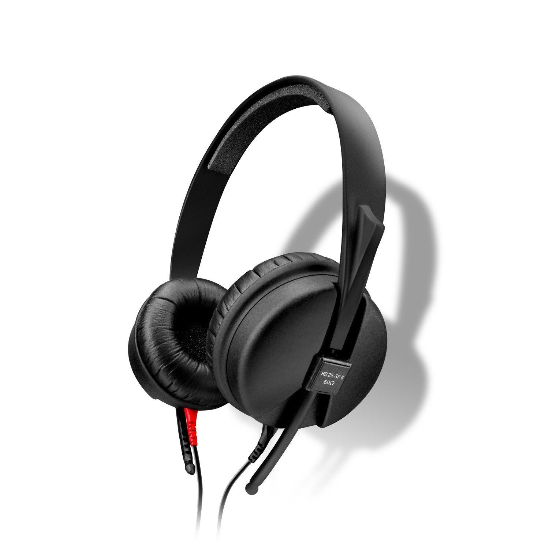 sennheiser hd 25 sp ii pro headphones 502103 videoguys australia. Black Bedroom Furniture Sets. Home Design Ideas