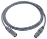 Hosa XLR Male to XLR Female Professional Microphone Cable 10ft. (3.0m)