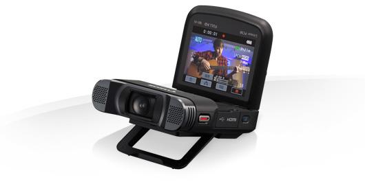 Canon LEGRIA mini Camcorder Windows 8