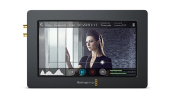blackmagic video assist  Blackmagic Design Video Assist Monitor/Recorder HYPERD/AVIDAS5HD ...