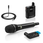 Sennheiser AVX Digital Wireless Handheld and Lavalier Combo Kit