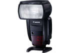 Canon Speedlite 600EX II-RT Flash - for professional photographers