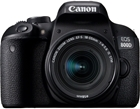 Canon EOS 800D w/EFS 18-55mm f/4.5-5.6 IS ST Lens Digital SLR Camera