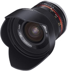 Samyang 200720 12mm F2.0 NCS CS MFT Camera Lens - Black