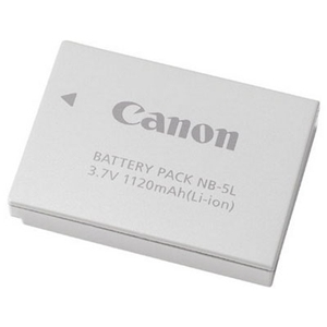 Canon NB5L Lithium Ion Battery To Suit IXUS 800Is 850IS 900Ti