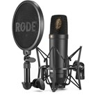"Rode NT-1 KIT 1"" Cardioid Microphone with SM6 Shock-mount and Pop-Filter"
