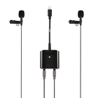 Rode SC6-L Mobile Interview Kit w/ Dual Smartlav+ Mics and SC6-L Mobile Interface for Apple Devices