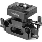 SmallRig DBC2272 Universal 15mm Rail Support System Baseplate