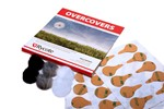 Rycote RY065505 Overcovers - Wind Cover Suitable for Lavalier Mics Mixed Colours