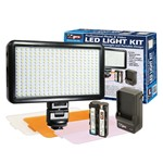 Vidpro LED-300 Professional Photo & Video LED Light Kit
