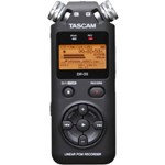 Tascam DR-05 Mk 2 Portable Handheld Digital Audio Recorder - EX Display Model