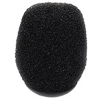 Rode WS-LAV Foam windshield - fits Lavalier / Smartlav+ - Black - Pack of 3.